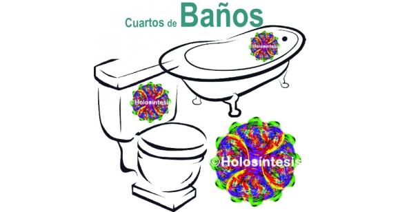 armonizadores Cuarto de baño