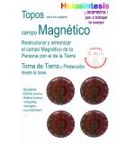 Topos Campo Magnético x 4