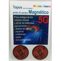 Topos 5G pulso & campo Magnético x 2