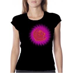 camiseta técnica Mujer Alegria de Vivir