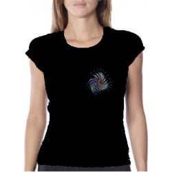 camiseta técnica Mujer Musculación