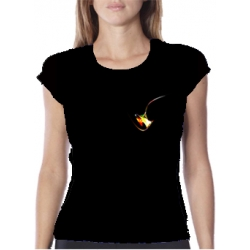 camiseta técnica Mujer MyHappyYoga 2019