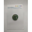 pin 25mm Adormidera - Papaver somniferum