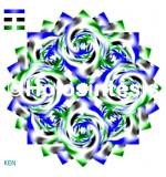 armonizador Bagua - KEN