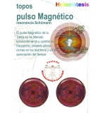Topos Pulso Magnético x 2